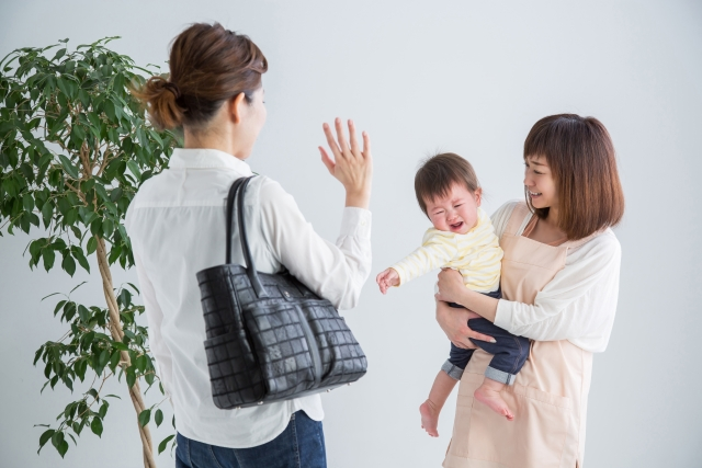 子育てと仕事の両立でストレスをためないで!